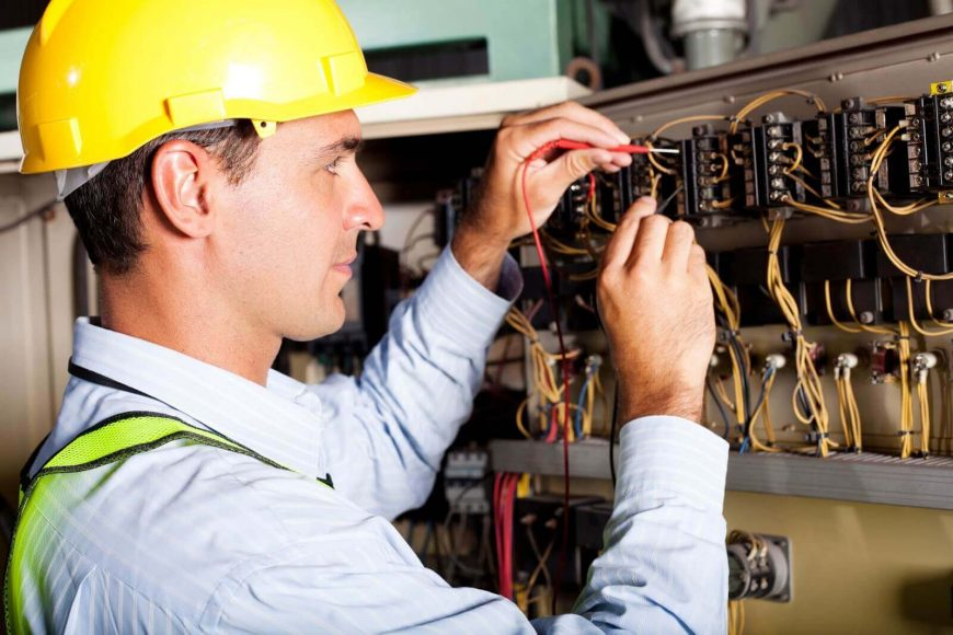 What can an electrician fix for you